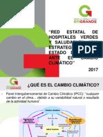 Hospitales Verdes Saludables Estrategia