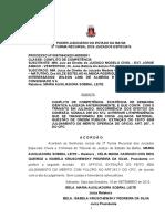 Processo Arquivado.distribuição Em Duplicidade