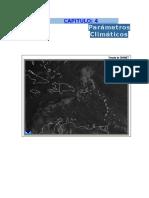 CAPITULO 4 Parámetros Climáticos