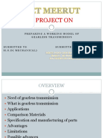 A Project On