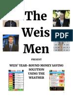 weis report
