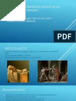 Presentación Corrientes Artísticas Final Historia Del Arte