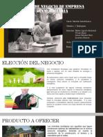 Plan de Negocio de Empresa Inmobiliaria (1)
