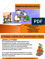 Tutoria Labor que transforma vidas.