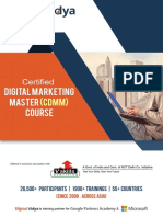 Digital Marketing - Digital Vidya