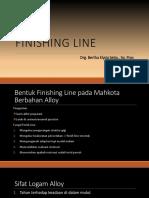 Finishing Line Ppt