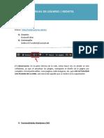 Manual Web - Redatel