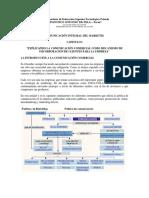 Capitulo i - Explicando La Comunicación Comercial Como Mecanismo de Imcorporación de Clientes Para La Empresa