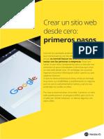 WebSiteX5 Go Tips ES