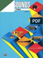 Solo Sounds for Tuba - Tuba Part