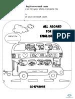 7 Ano Lingua Inglesa