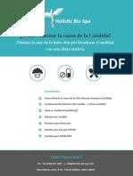Dieta Anti Candida ESPANOL PDF