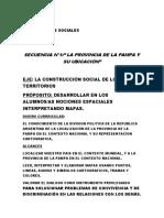 Secuencia Sociales Modificada 1 2019