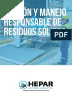 Brochure_Hepar Gestion Ambiental