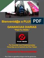 Presentación PlusToken Español WTC Final
