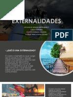 Diapositivas de Externalidades - Economia
