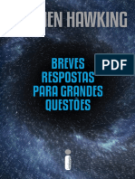 Breves Respostas para Grandes Questões - Stephen Hawking
