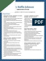 website copy of tkr resume