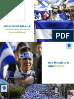 Presentación Sobre Crisis en Nicaragua