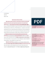 Feminism Paper Tech Changes
