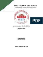Manuel Colorado-Estructura Del Brief