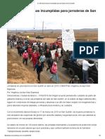 Un año de promesas incumplidas para jornaleras de San Quintín _ Cimac Noticias