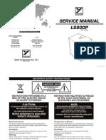 Slms service manuals