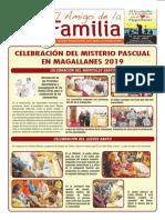 EL AMIGO DE LA FAMILIA 28 abril 2019
