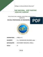 Informe 03- PRESIÓN EN UNA JERINGA CON AIRE