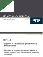 Biomecanica Muñeca Laboratorio