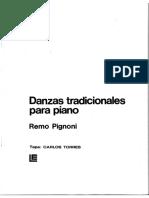 libro partituras de  Danzas tradicionales -Remo Pignoni -.pdf