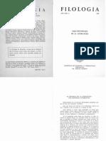 ZUBIETA - La Historia de La Literatura. Dos Historias Diferentes