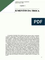 OS INSTRUMENTOS DA TROCA. Civilização material, economia e capitalismo. BRAUDEL, Fernand. 1996..pdf