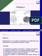 5 - Practica 1 - Diseño Mecánico Probeta