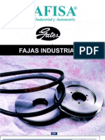 CATALOGO FAJAS INDUSTRIALES