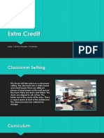 extra credit presentation