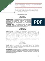 Regimento Interno CMDCA