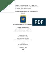 CAPITULO III (Tipo de Municipalidades)