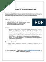 Supervisor Ma q Agri c Azucar Peru