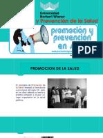 Clase 5 -Prevencion y Promocion de La Salud 2019