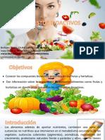 Compuestos Bioactivos - Yulisa Moreno