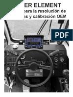Greer - W450305 - Calibration and Troubleshooting (Español)