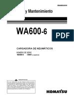 WA 600-6 OPERACION Y MANTENIMIENTP.PDF