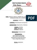 PROTECTO FINAL Organizacion y Sistemas