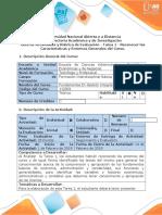 Tarea 1 - Reconocer Las Características y Entornos Generales Del Curso