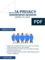 Data Privacy Act Awareness