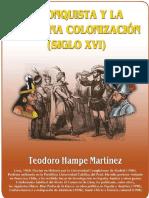 Hempe_Conquista inca y colonización