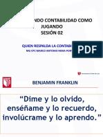 Ppt_ Ucv_sesion 02 Conta Cero(Principios Contables)