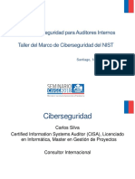 Marco de Ciberseguridad de NIST