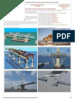 DLT Bridge Deck Erection Gantries (Launching Gantry or Launching Girder)